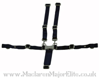 Replacement Complete Harness Set BLUE